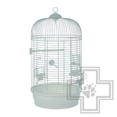 Beeztees Клетка для птиц JULIA 3 белая