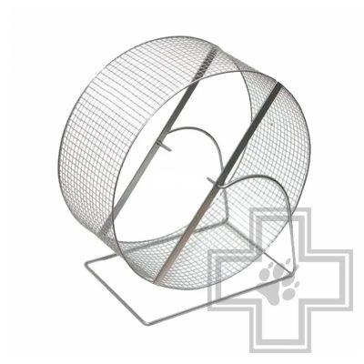 Дарэлл D200 Колесо для грызунов металлическое 20 см (сетка)