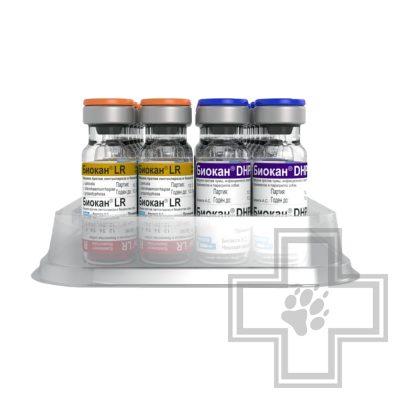 Биокан DHPPi+LR Вакцина для собак (цена за 1 дозу)