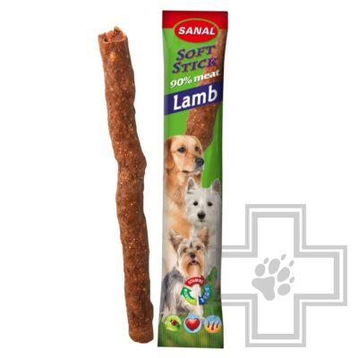SANAL Soft Sticks Lamb Палочки для собак с ягненком (цена за 1 палочку)