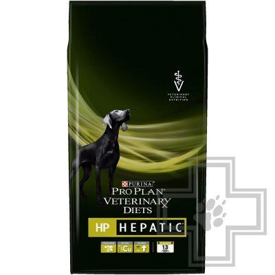 Pro Plan VD HP Корм для собак при хронической печеночной недостаточности