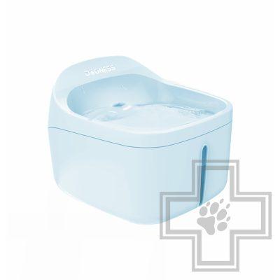 Dogness Автопоилка для животных фонтан, синяя